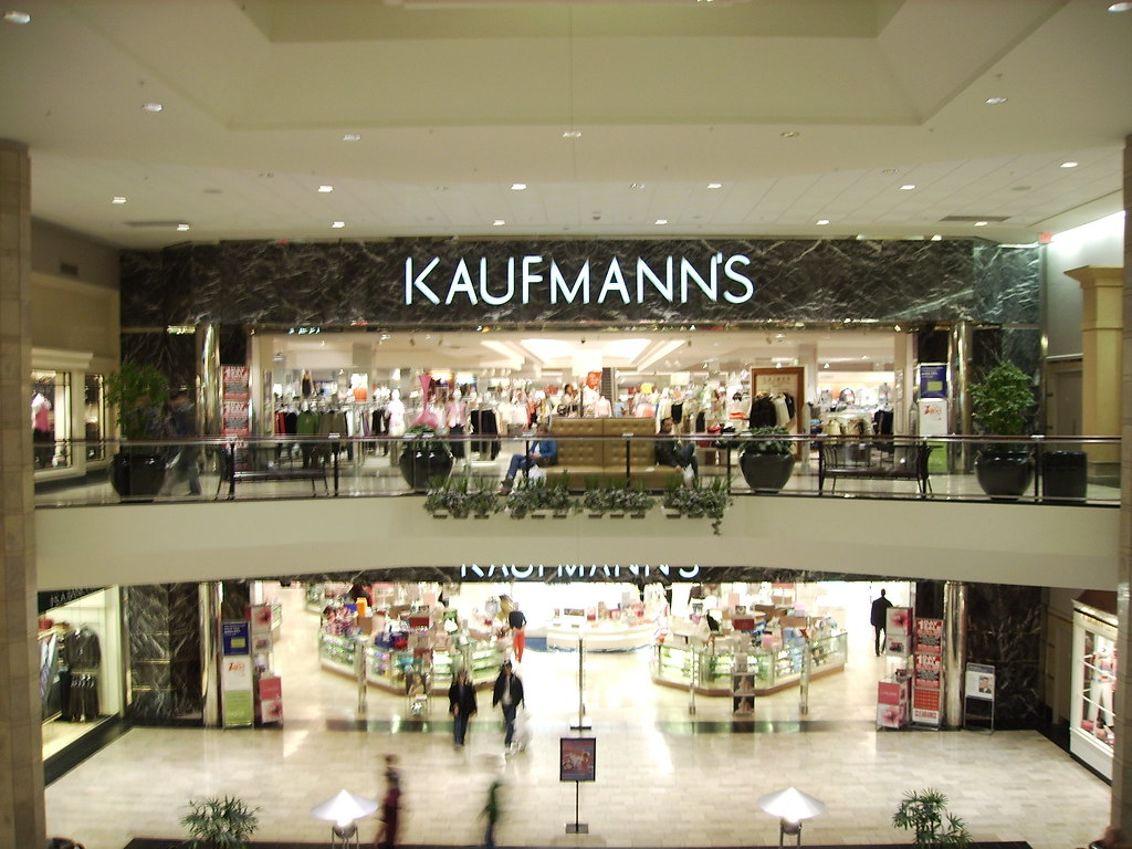 The Last of a Kind  Kaufmanns Pittsburgh last