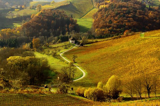 Ratsch an der Weinstraße - Österreich
