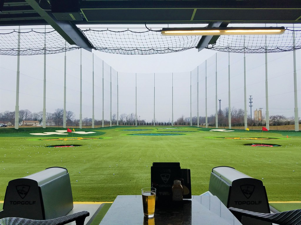 Topgolf Edison NJ  The Real Jersey