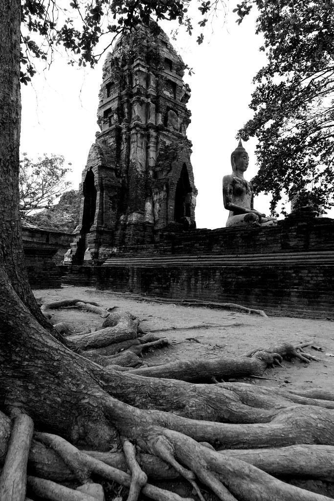 Thaïlande - Ayutthaya - 011 - Wat Maha That