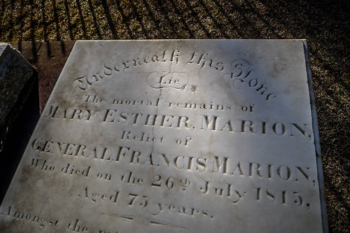 Francis Marion Grave at Belle Isle-008