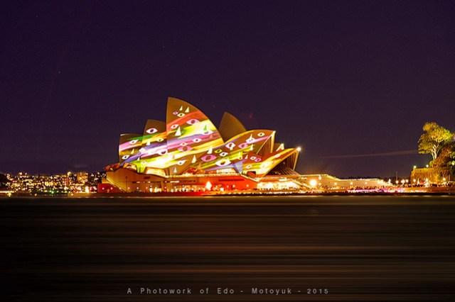 Vivid Sydney Edited