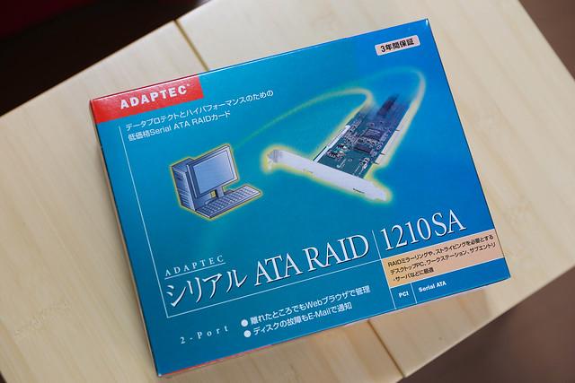 Adaptec RAID 1210SA