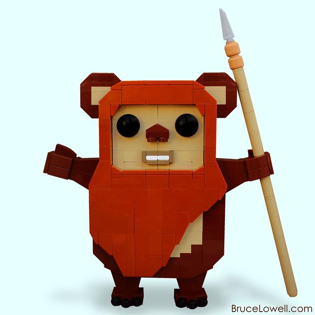 LEGO Wicket the Ewok