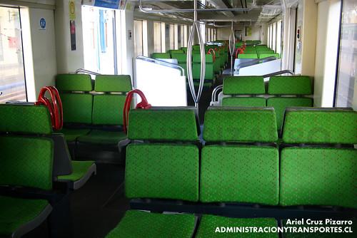 Metrotren - UT440-102 - Alameda