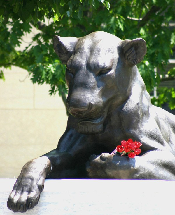 National Law Enforcement Officers Memorial Lioness