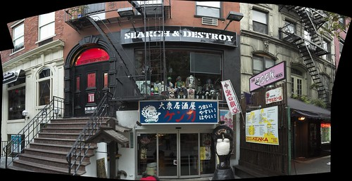 Search Amp Destroy And Kenka St Mark S Place New York City