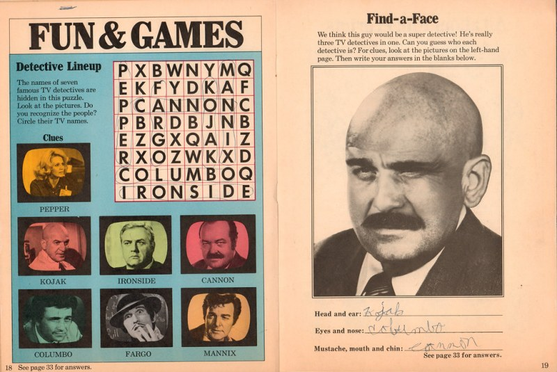 Electric Company magazine 1975