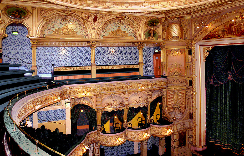 Gaiety Theatre Douglas Isle of Man  A picture of the