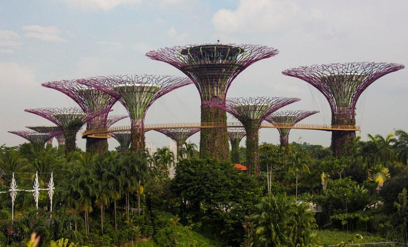 Seværdigheder i Singapore