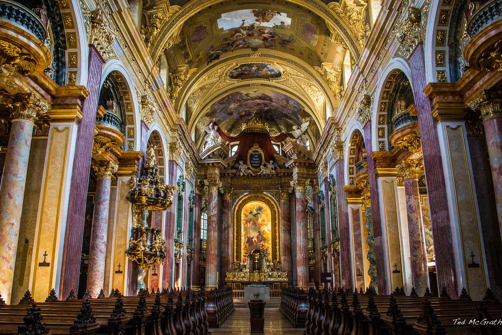 2015  Vienna Austria  Jesuit Church  Must have at least   Flickr