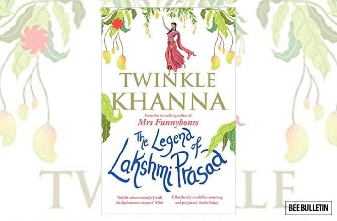 The Legend of Lakshmi Prasad by Twinkle Khanna - Top 10 Best Books of 2016