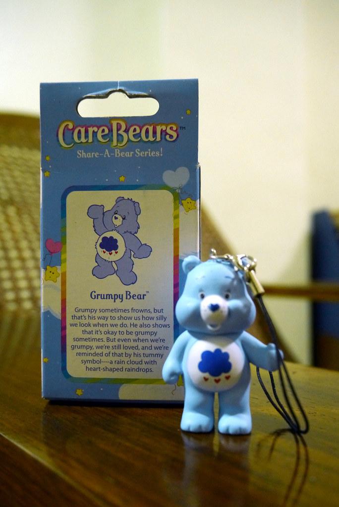 Care Bears Share-a-Bear 004 Grumpy Bear