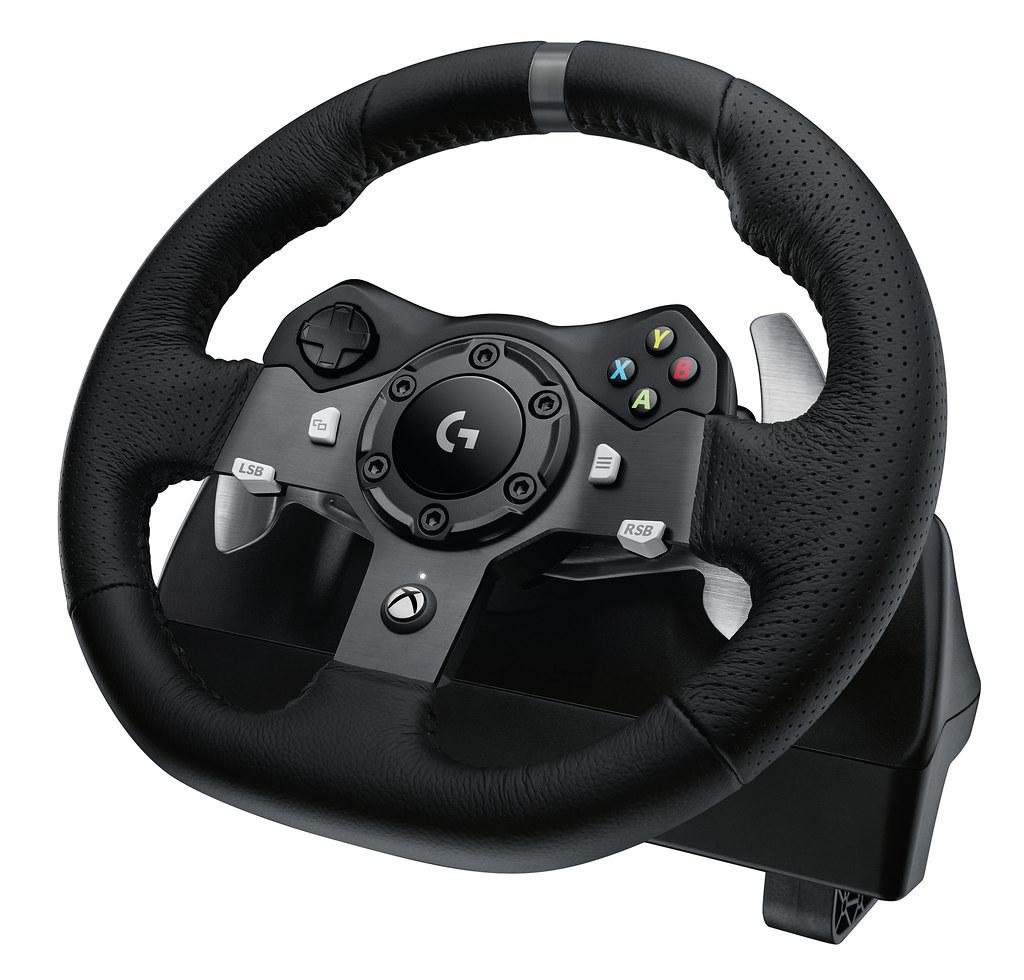 Logitech G92 Driving Force voor Xbox One en PC