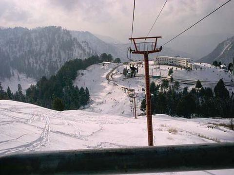 Maalam Jabba Ski Resort  Swat Pakistan  Maalam Jabba