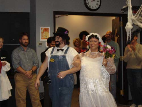 Hillbilly Wedding HILARIOUS The One In The Overalls