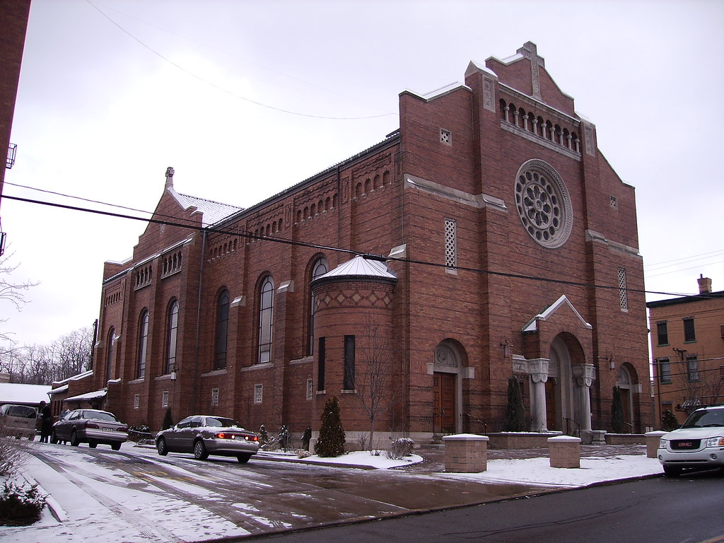St Rosalia Chruch  St Rosalia Parish in Greenfield Pittsbu  bbyrnes59  Flickr