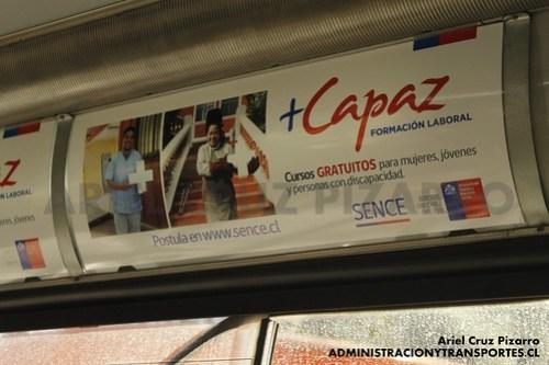 Publicidad Sence Transantiago - ZN5305