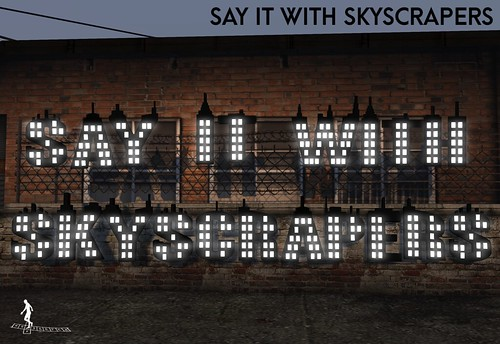 Say it with Skyscrapers Scene