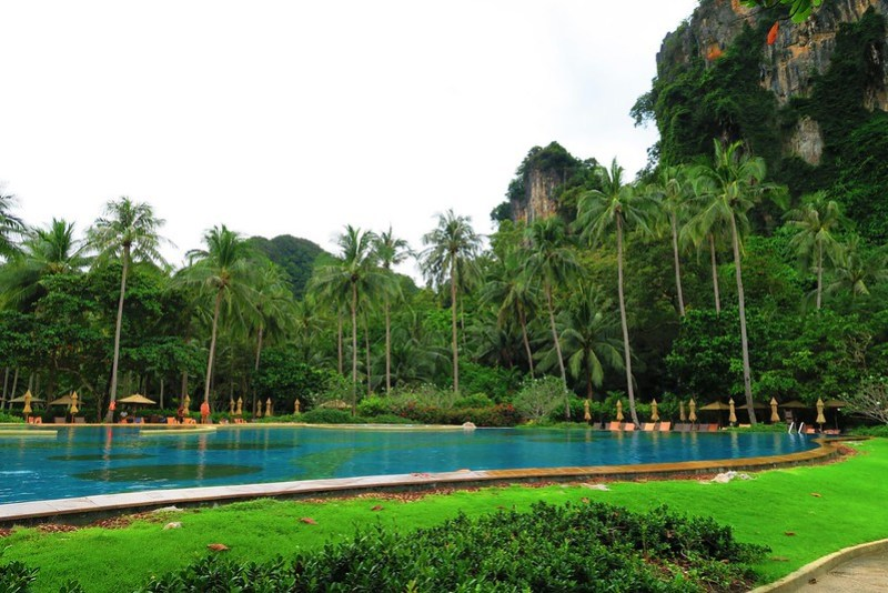 Honeymoon in Thailand - Rayavadee Krabi