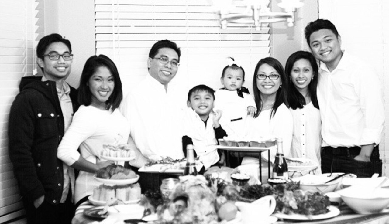 Happy Thanksgiving from my family to yours!
