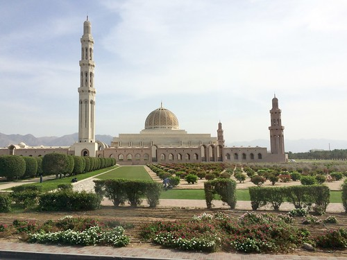 Muscat Grand Mosque