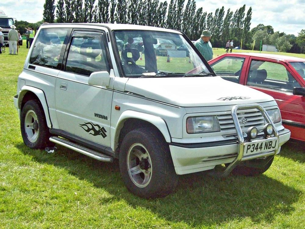 medium resolution of  683 suzuki vitara 3 door jlx wagon 1st gen 1996 by