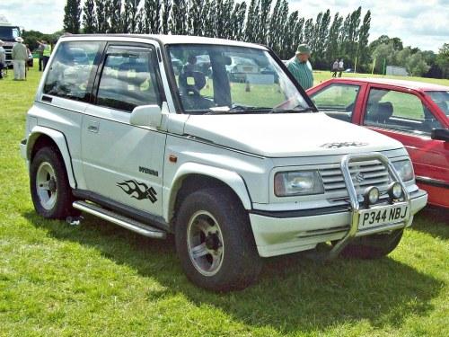 small resolution of  683 suzuki vitara 3 door jlx wagon 1st gen 1996 by