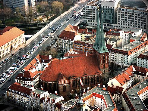 Nikolai Church Enjoy The Dawn Of Berlin Try This TAG To