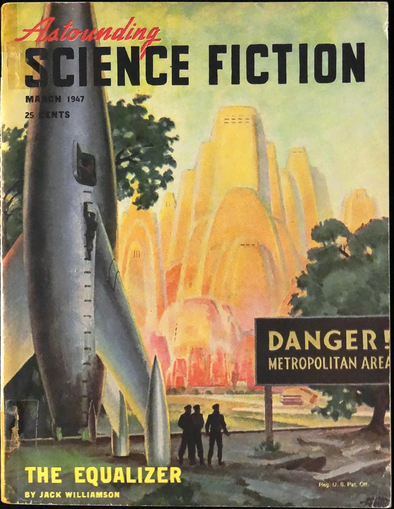 Astounding Science Fiction Vol 39 No 1 March 1947 C  Flickr