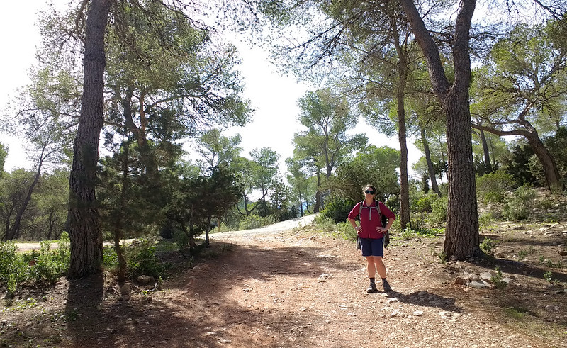 Walking Across Ibiza