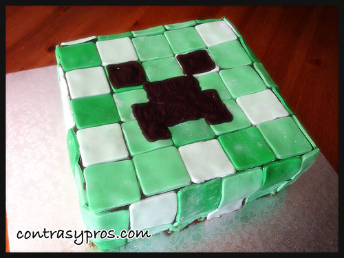 Creeper Cake Images