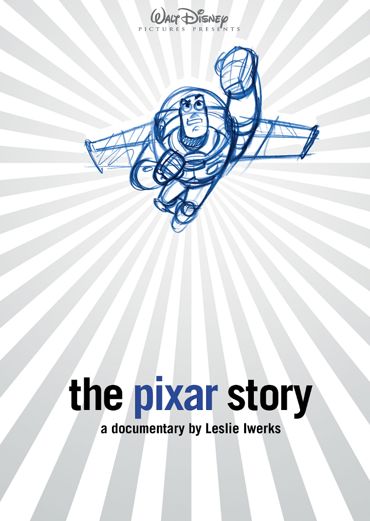 The Pixar Story -dokumentti - Disnerd dreams