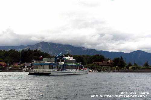 Lagos Andinos (CB-4846) - Petrohué - Lago Todos los Santos
