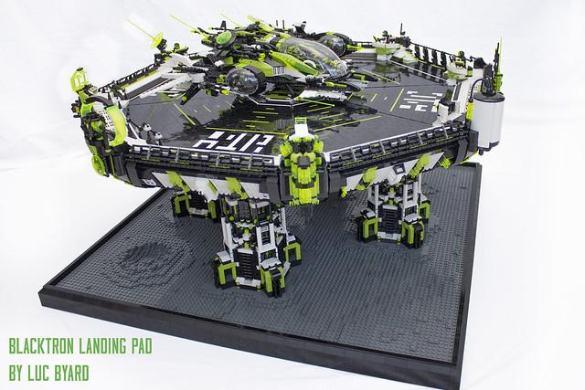 LEGO Space Blacktron III