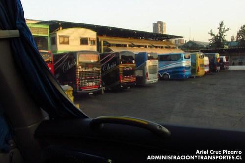 Buses ETM - Terminal Santiago