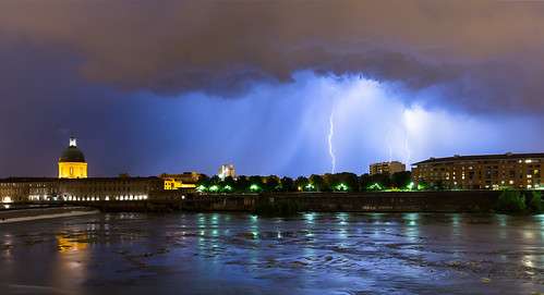 Toulouse - Orage 18.07.15
