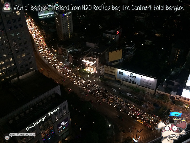 Traffic in Thailand