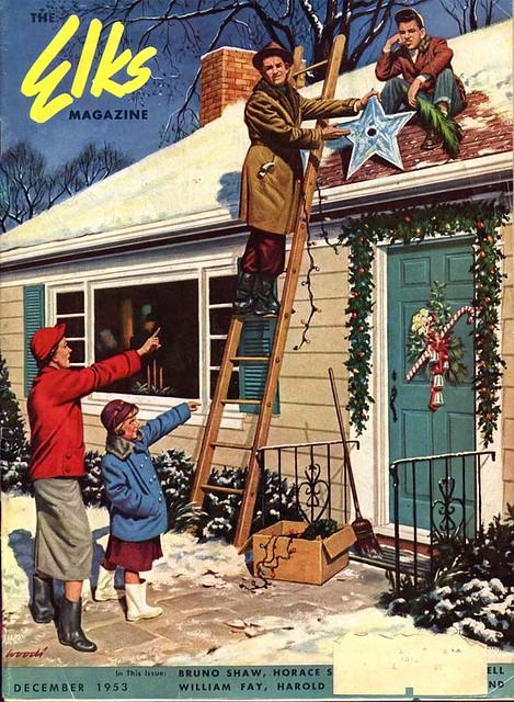 Woodi01forweb Woodi Ishmael Elks Magazine 1953 Leif