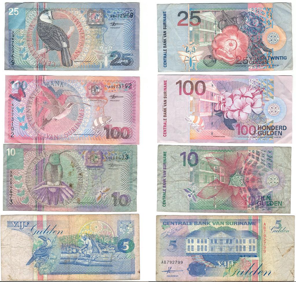 0 a 10 er diagram symbols and meaning papier geld 5-10-25-100 suriname doekoe | remko van dokkum flickr