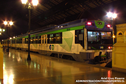 Metrotren - UT440R-101 - Alameda