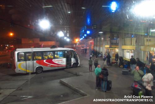 Buses ETM - Osorno