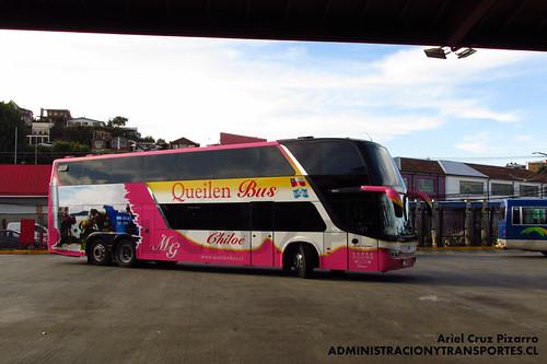 Queilen Bus - Puerto Montt - Modasa Zeus 3 / Volvo (GYPS37)