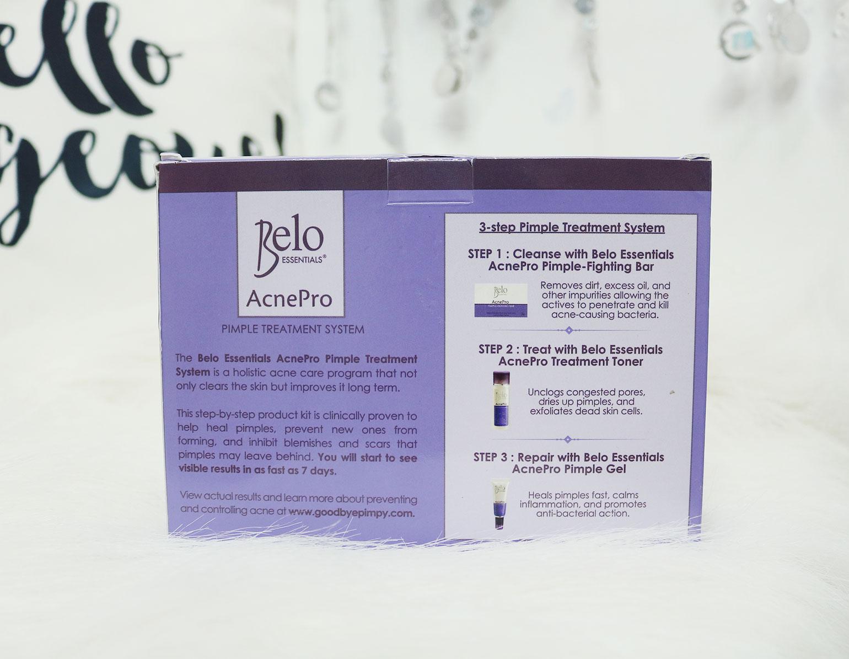 2 Belo AcnePro Pimple Treatment Review - Gen-zel.com (c)