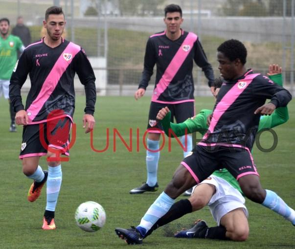 Alcobendas CF 1-0 Rayo B