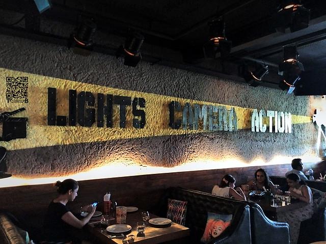 Lights Camera Action - Air Bar