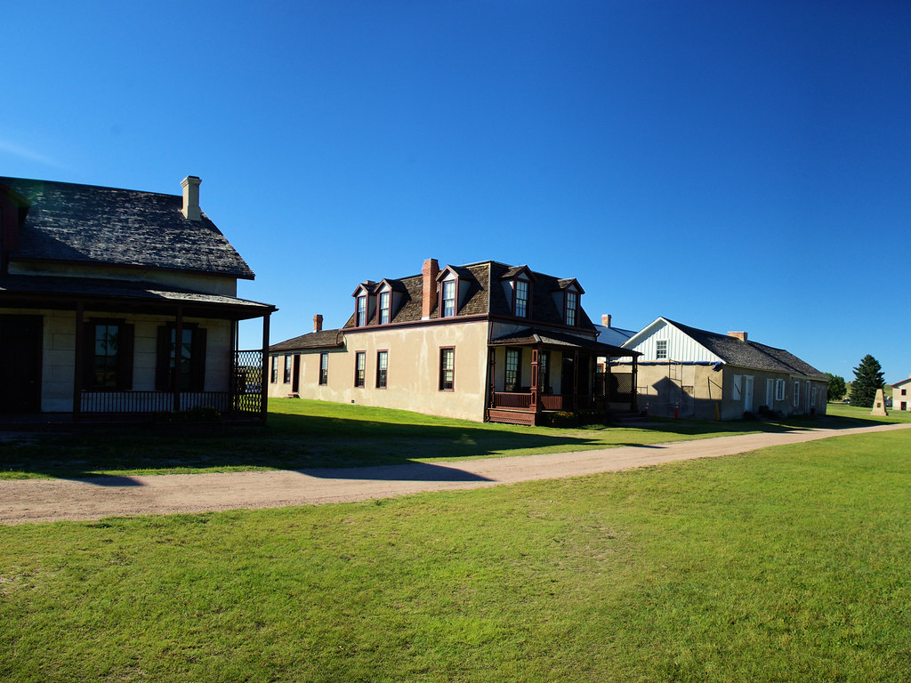Fort Laramie, Wyoming, July 9, 2010