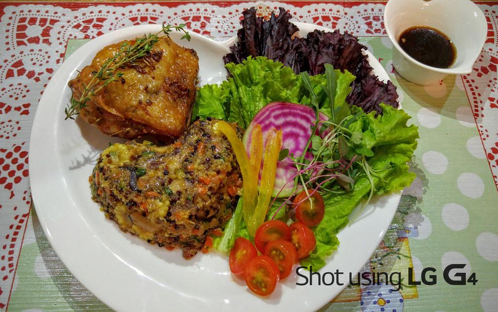 Chicken with Quinoa Medley-2