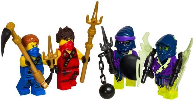LEGO Ninjago Battle Pack (851342)