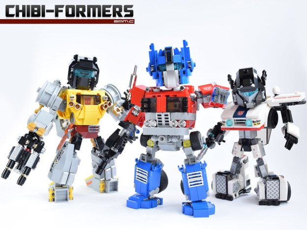 10. Chibi-formers Cover 1 Bot